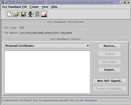 Installing SSL on   WebSphere